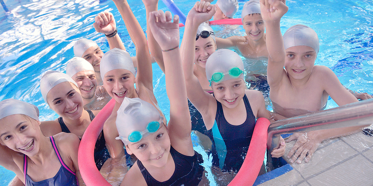 Udio upgrades swim school software managing swim class