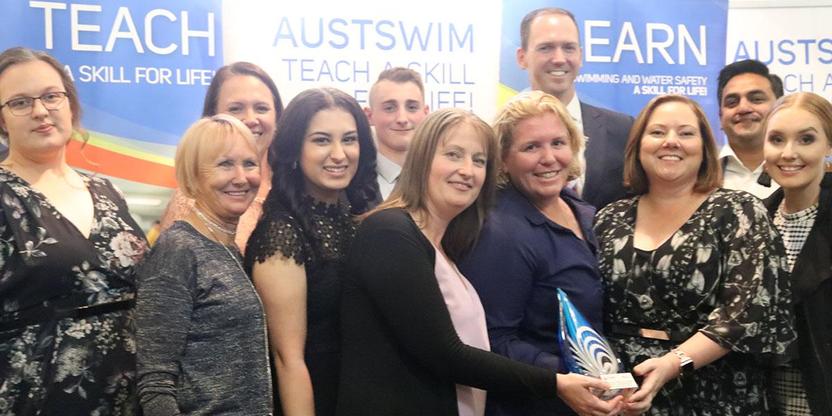 AUSTSWIM award winners 2019